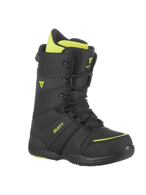 Boty Gravity Manual 15/16 black/lime