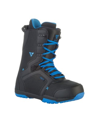 Boty Gravity Recon 15/16 black/blue