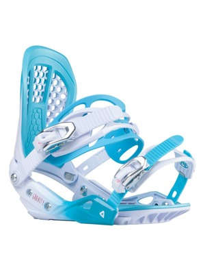 Vázání Gravity G3 Lady 15/16 white/ blue