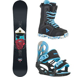 Snowboard komplet Gravity Flash 15/16