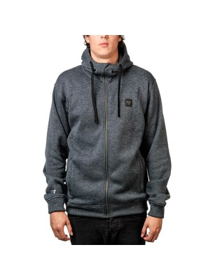 Mikina Gravity Max Sweater black