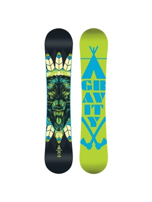 Snowboard Gravity Empatic 16/17