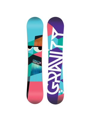 Snowboard Gravity Voayer 16/17