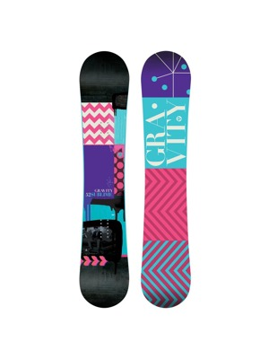 Snowboard Gravity Sublime 16/17