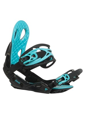 Vázání Gravity G2 Lady 16/17 black/ blue