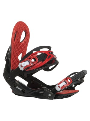 Vázání Gravity G2 Lady 16/17 black/ red