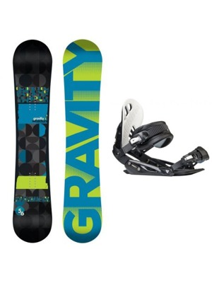 Snowboard set Gravity Adventure 16/17
