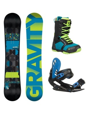 Snowboard komplet Gravity Adventure 16/17