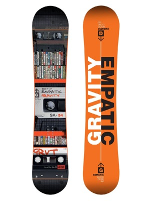 Snowboard Gravity Empatic 17/18