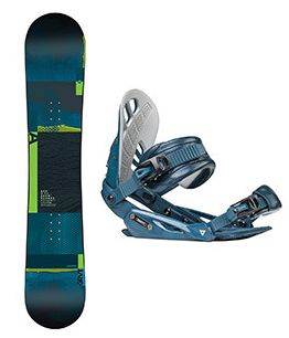 Snowboard set Gravity Adventure 17/18