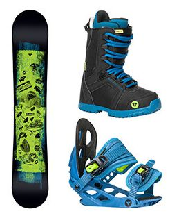 Snowboard komplet Gravity Flash 17/18