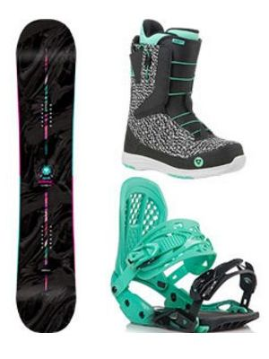Snowboard komplet Gravity Sublime 18/19