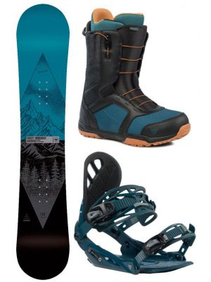 Snowboard komplet Gravity Adventure 19/20