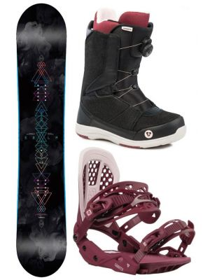 Snowboard komplet Gravity Sublime 19/20