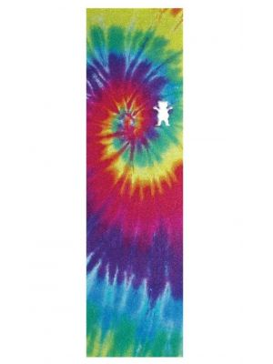 Grip Grizzly Tie-Dye Cut Out Griptape