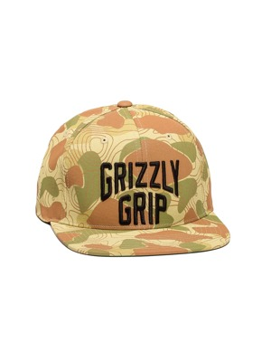 Kšiltovka Grizzly Big city camo