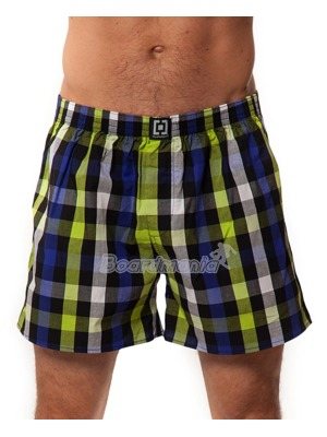 Boxerky Horsefeathers Sin lime green