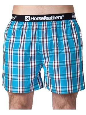 Boxerky Horsefeathers Apollo blue