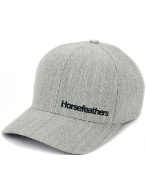 Kšiltovka Horsefeathers Beckett heather gray