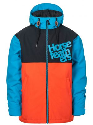 Bunda Horsefeathers Atoll Youth red orange