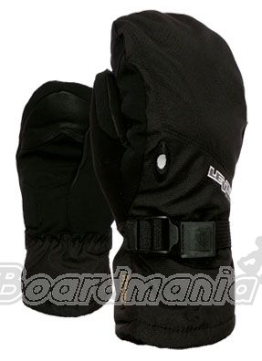 Dětské rukavice Level Matrix Jr MITT black