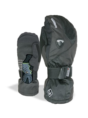 Dětské rukavice Level Fly JR Mitt black