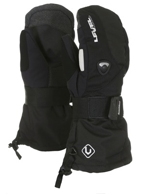 Dětské rukavice Level Fly mitt black
