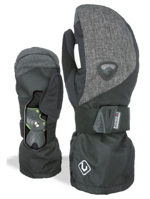 Rukavice Level Fly Mitt ninja black