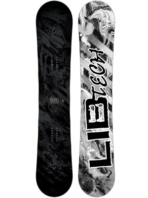 Snowboard Lib Tech Skate Banana Btx wide 16/17 stealth