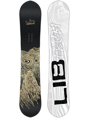 Snowboard Lib Tech Skate Banana Btx 18/19 wood