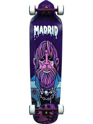 Longboard Madrid Bigfoot