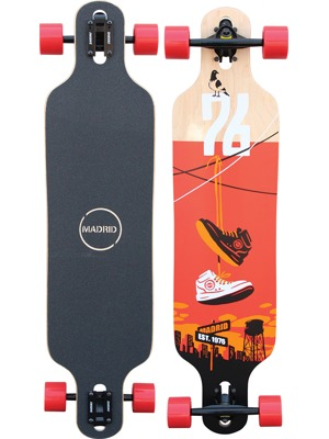 Longboard Madrid Trance DT Shoes 39""