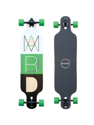 Longboard Madrid Trance Cutout Drop-Thru 39""