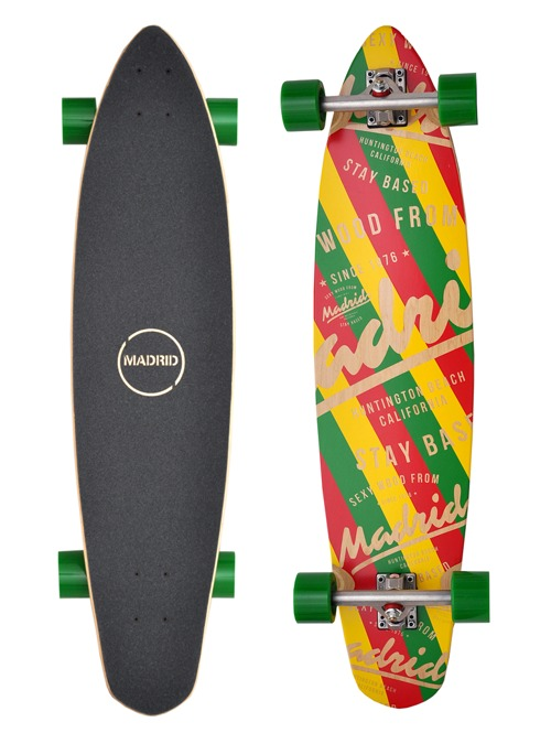 Longboard Madrid Dude Based 38,75