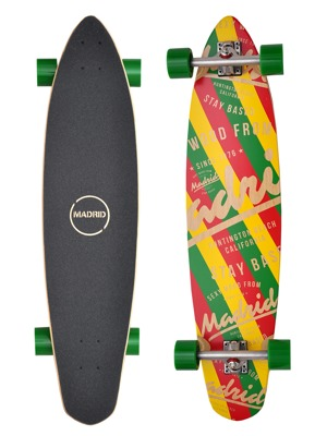 Longboard Madrid Dude Based 38,75""