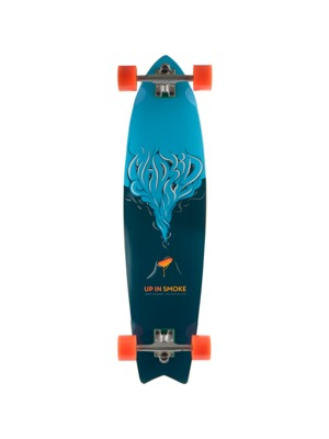 "Longboard Madrid Gun Top-Mount 37,75"" Standard Up In Smoke"