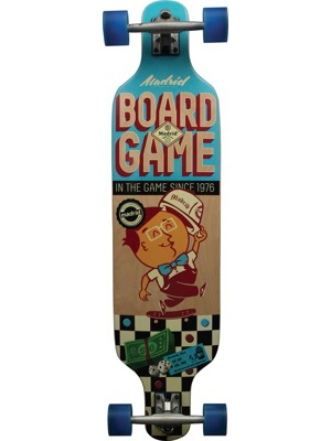 "Longboard Madrid Dream Top-Mount 39"" Standard Boards Game"