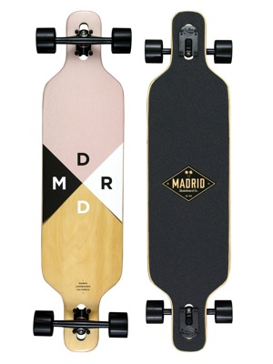 "Longboard Madrid Trance Fur Drop-Thru 39"" palette"