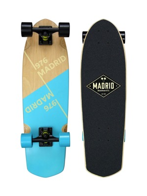 Cruiser Madrid Picket Slant blue mini 28""