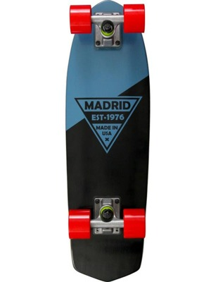 Cruiser Madrid Party Blue Metalic Logo