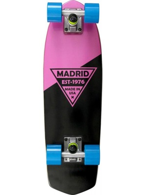 Cruiser Madrid Party Pink Metalic Logo