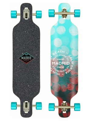 Longboard Madrid  Trance Logs Drop-Thru 40
