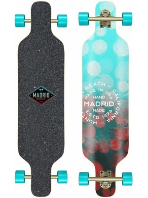 Longboard Madrid  Trance Logs Top-Mount 40
