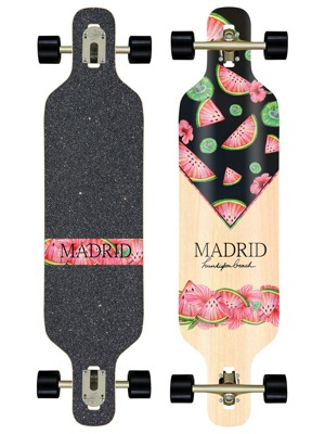 Longboard Madrid Summer Breeze Drop-Thru 40