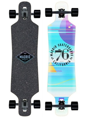 Longboard Madrid Spade Glitch Drop-Thru 39
