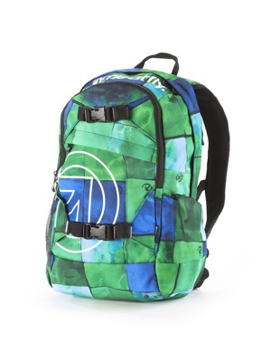 Batoh Meatfly Basejumper watercolor green 20l