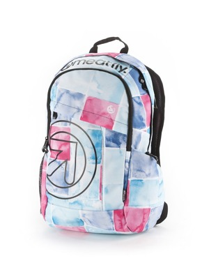 Batoh Meatfly Basejumper watercolor mint 20l
