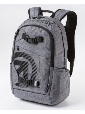 Batoh Meatfly Basejumper heather gray 20l