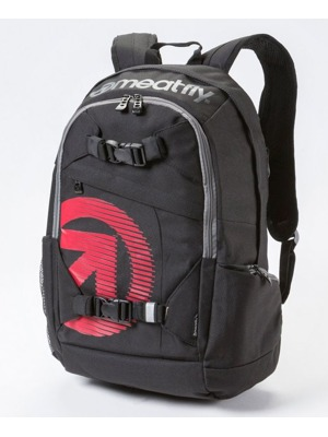 Batoh Meatfly Basejumper heather black 20l