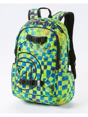 Batoh  Basejumper cross green 20l